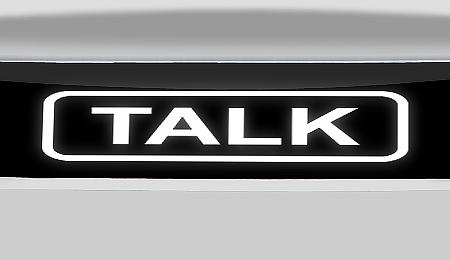 Кнопка TALK